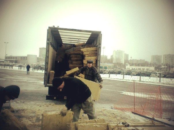 Погрузка фуры Екатеринбург