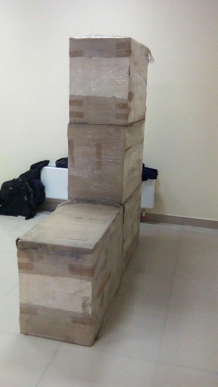 Упаковка мебели Екатеринбург