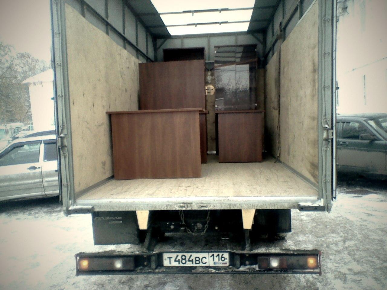 Офисная мебель перевозка