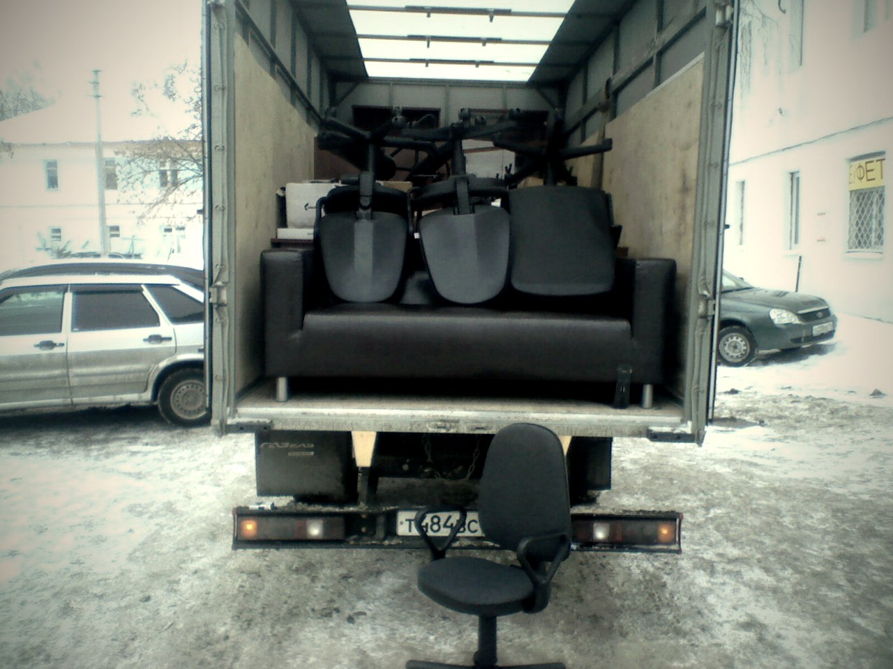 Перевозка дивана Екатеринбург